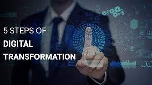 5 essential steps for an effective digital transformation